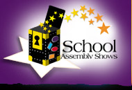 School Assembly Shows from Magic Touch Entertainment
